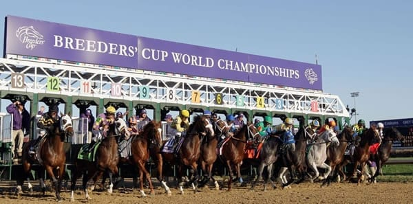 Breeders Cup Day 2 Picks