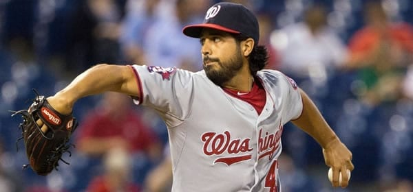 Gio Gonzalez Nationals
