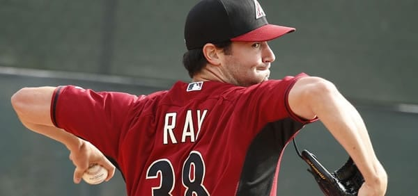 Robbie Ray Diamondbacks Starter tonight