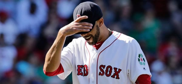 David Price has struggled