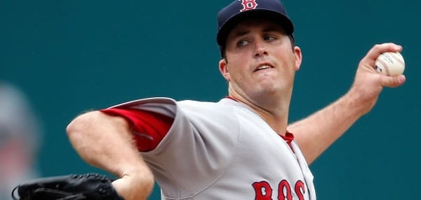 Drew Pomeranz Red Sox starting pitcher versus the Phillies