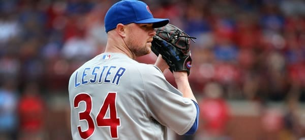 Jon Lester Cubs Pitcher