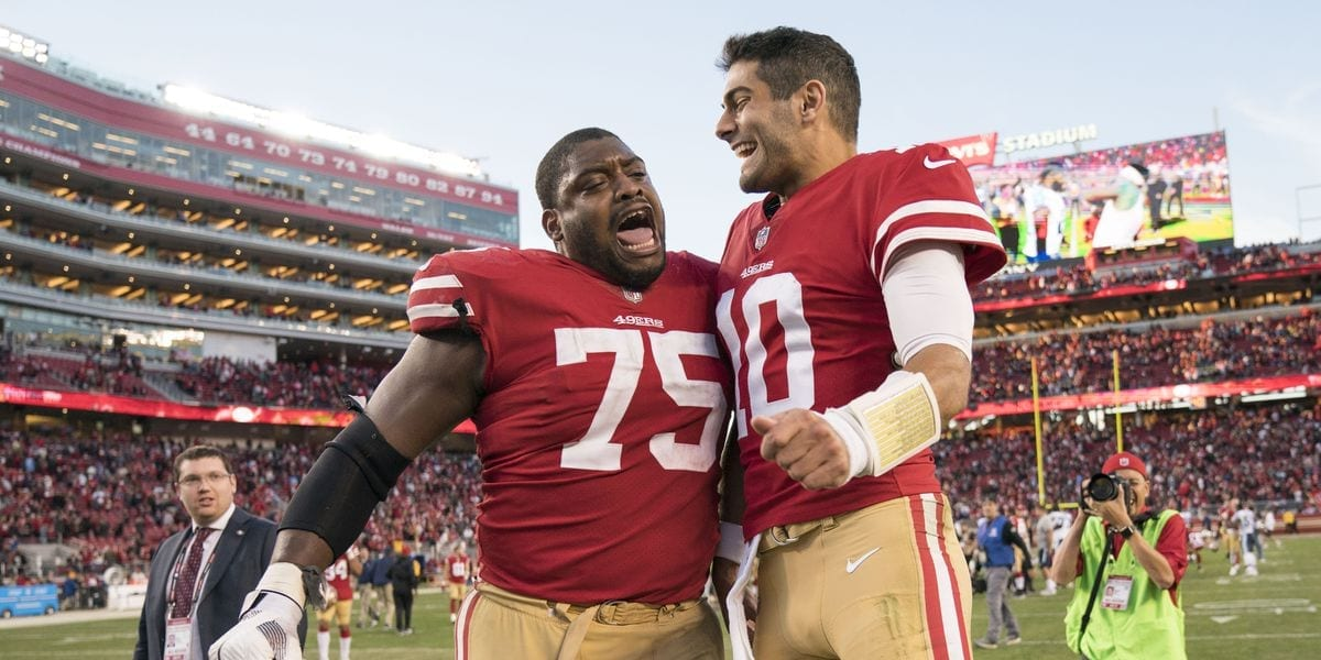 49ers Season Win Total: Pick Under 8.5