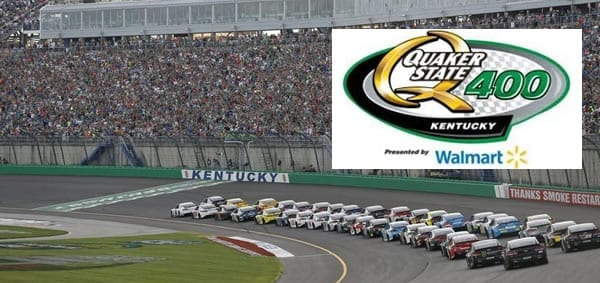 2018 Quaker State 400 at Kentucky Speedway