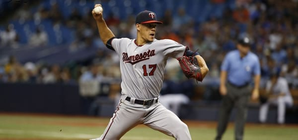 Jose Berrios Twins Starter tonight against Toronto