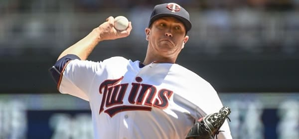 Kyle Gibson Twins Starting Pitcher