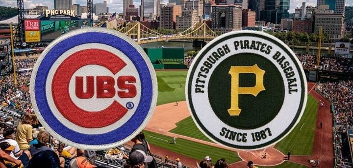 Pirates vs Cubs