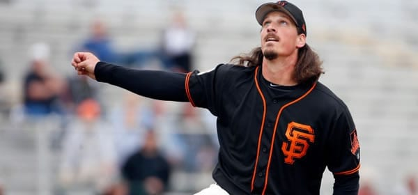 Jeff Samardzija Giants