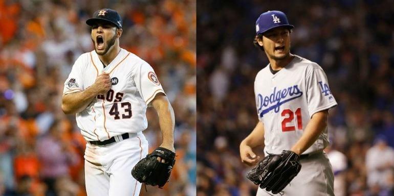 Astros Dodgers