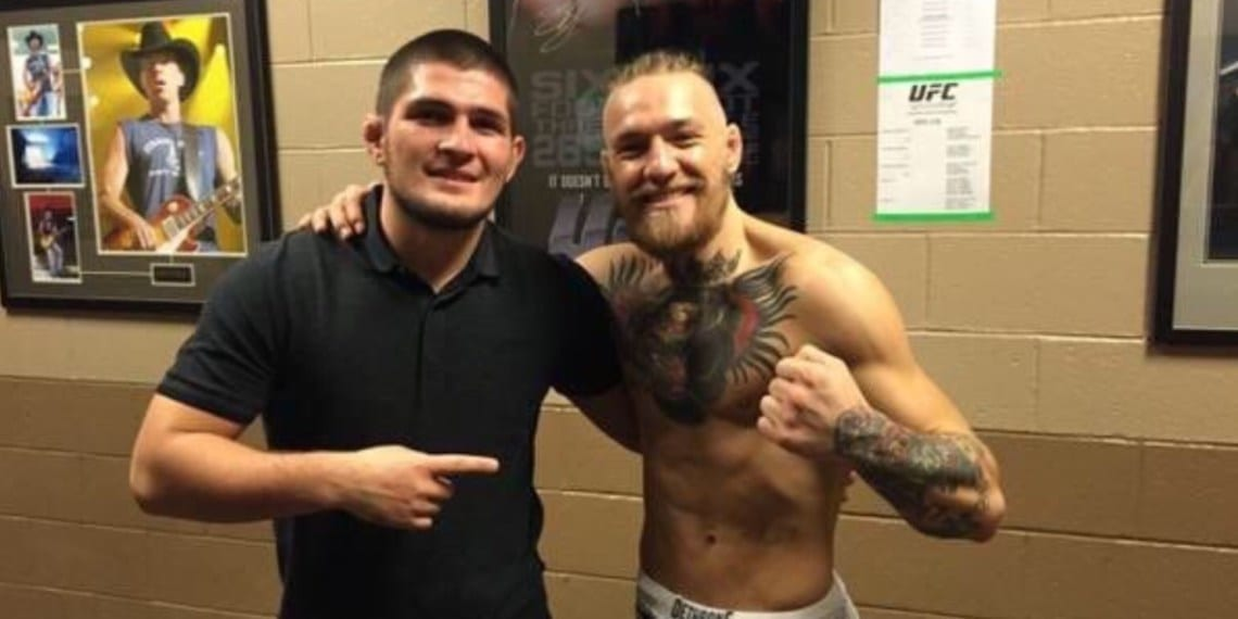 Early Pick: Conor McGregor vs Khabib Nurmagomedov