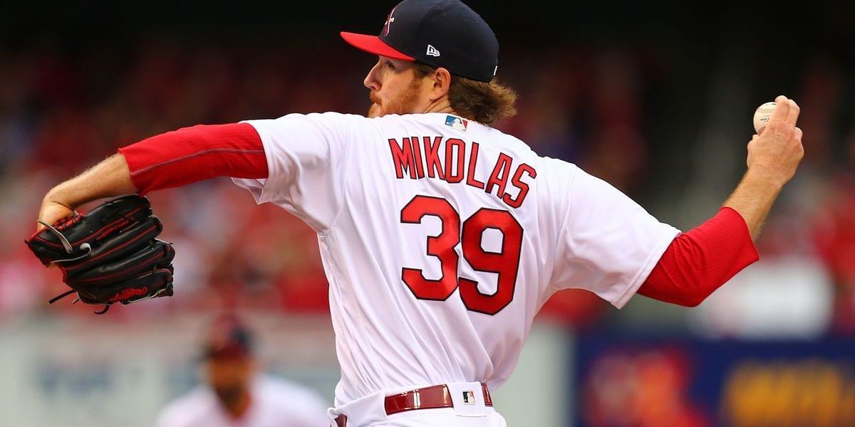 Miles Mikolas Cardinals