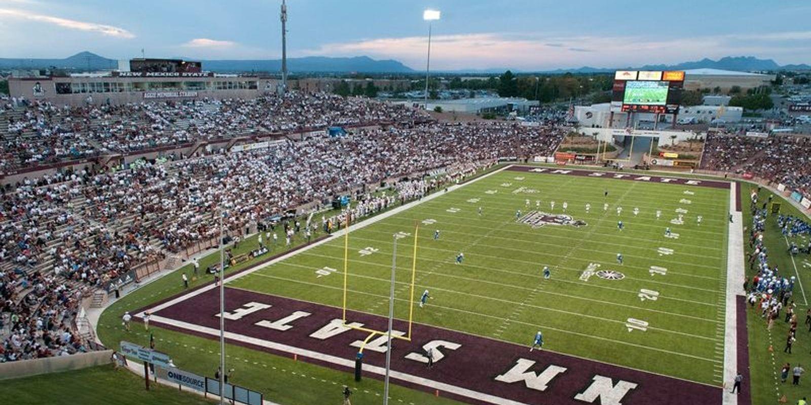 New Mexico State Aggies Stadium