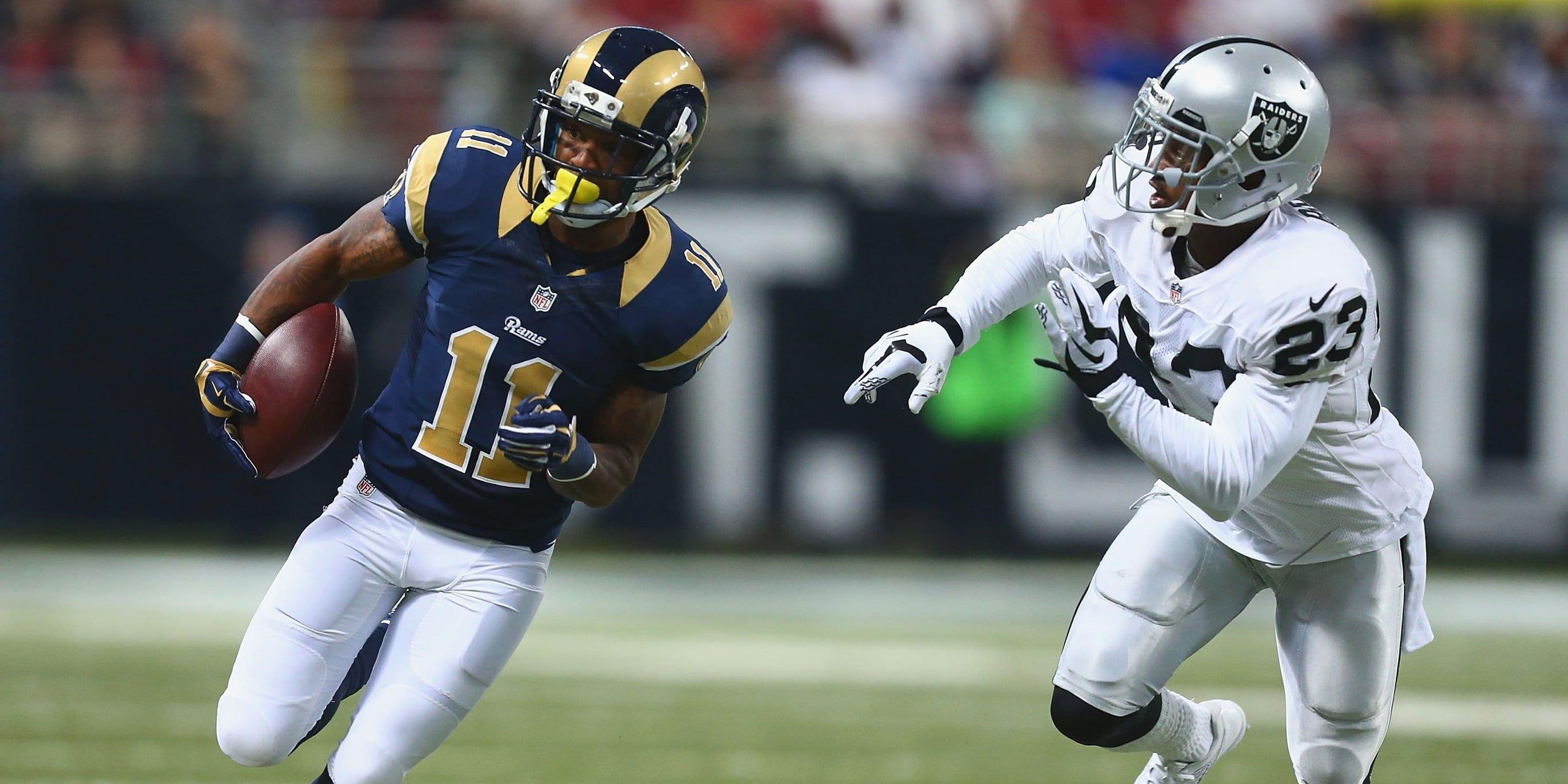 Rams vs Raiders Week 1 Pick