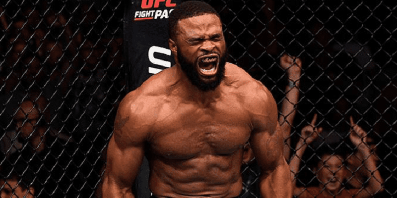 UFC 228 Picks: Tyron Woodley vs. Darren Till