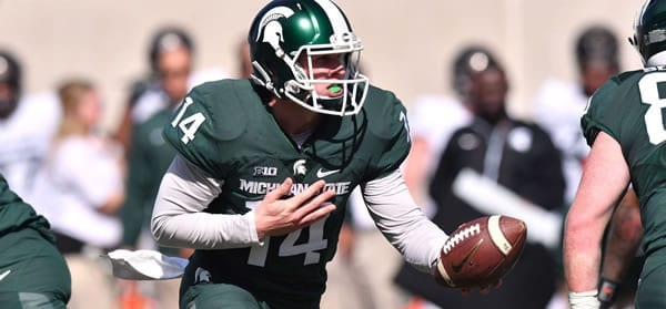 Utah State Aggies vs. Michigan State Spartans Total Play