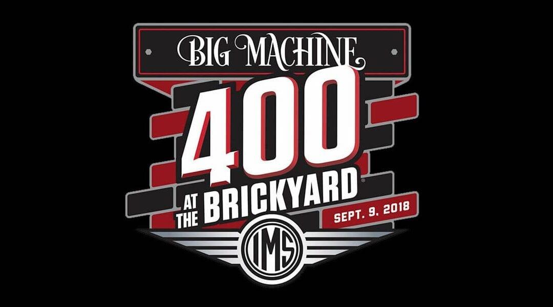 Big Machine Vodka 400 at the Brickyard Predictions