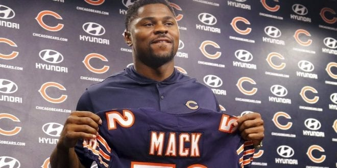 Minnesota Vikings vs. Chicago Bears Pick