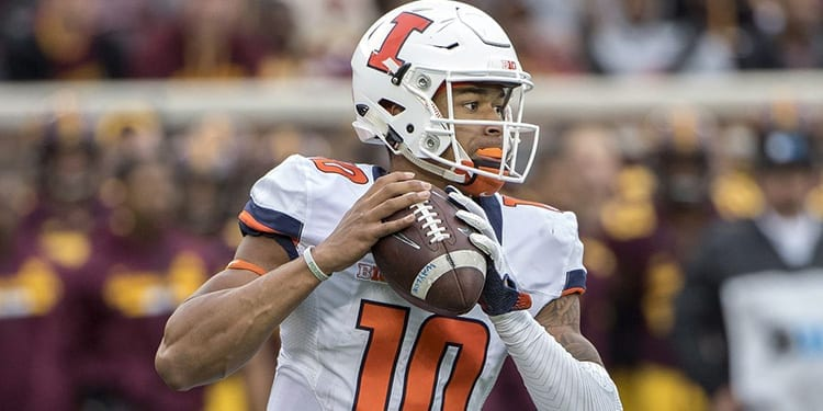 College Football Pick: Illinois vs. Wisconsin