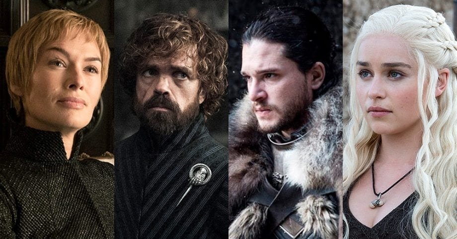Game of Thrones Season 8 Odds
