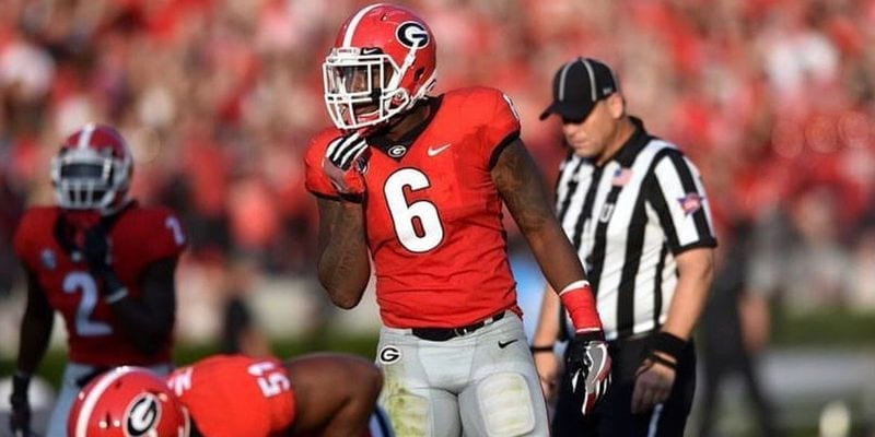 Tennessee Volunteers vs. Georgia Bulldogs Pick