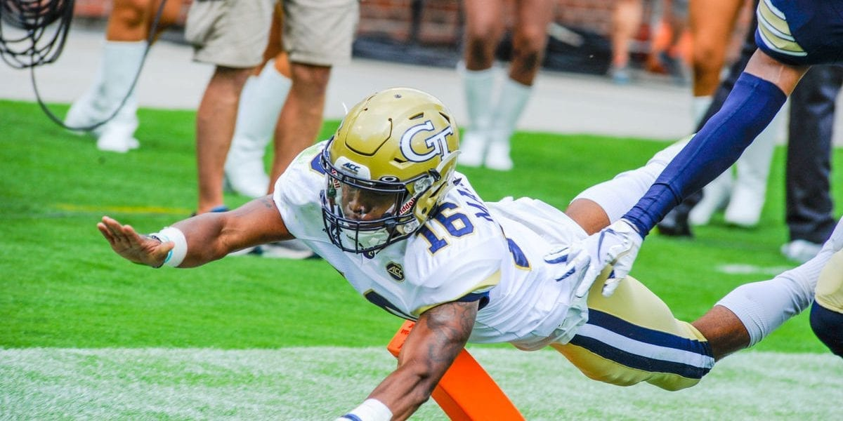 #3 Clemson vs Georgia Tech Pick