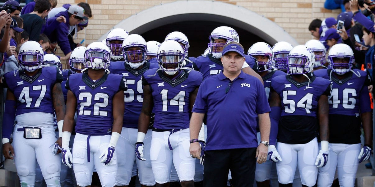 TCU Frogs
