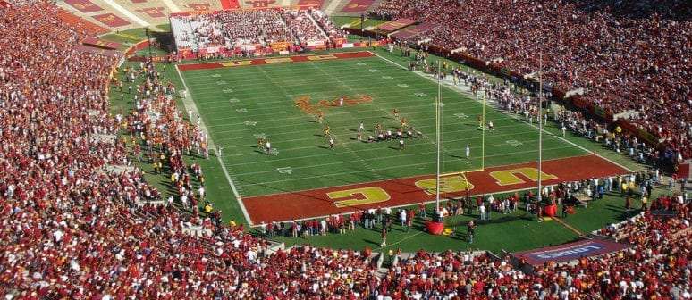 USC Predictions Stadium