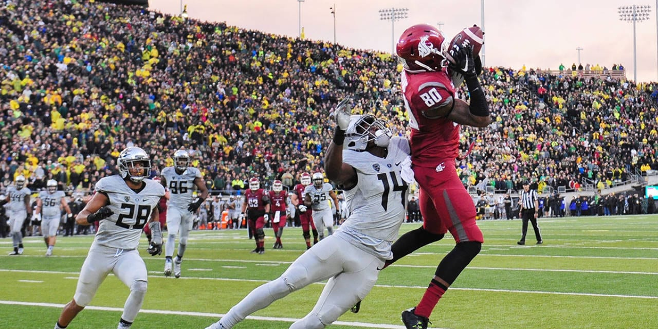 Football Pick: Utah at Washington State