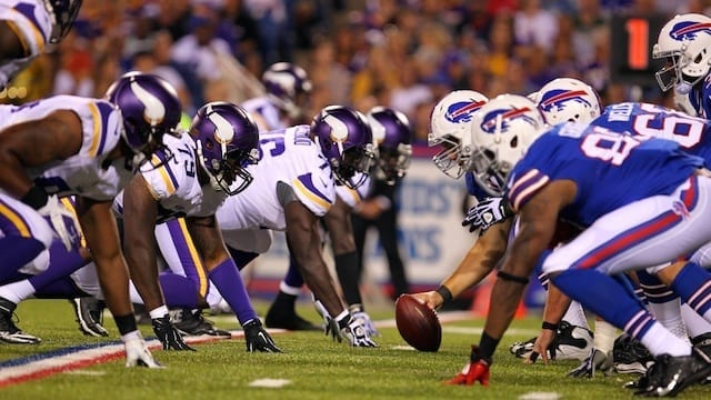 Bills Vikings