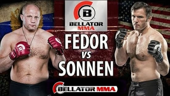 Fedor vs. Sonnen Picks