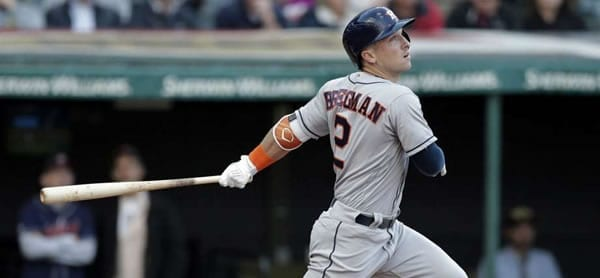MLB Pick: Houston Astros at Boston Red Sox
