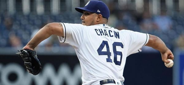 Jhouleys Chacin Brewers starter tonight against the Cubs
