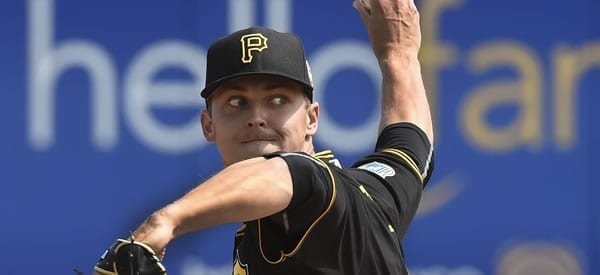 Pirates Starting Pitcher Jameson Taillon