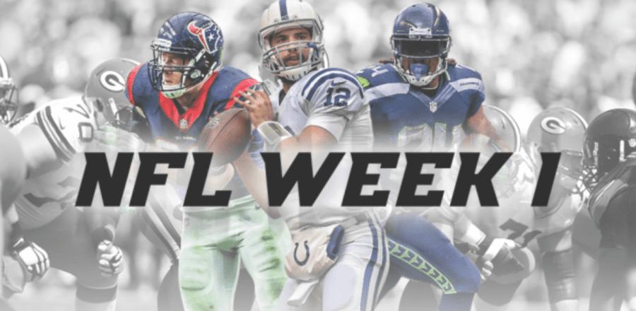 NFL Sunday: Week 1 Picks