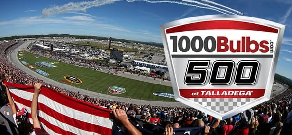 NASCAR Picks: 1000BULBS.COM 500 Betting Preview