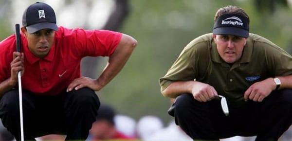 Tiger vs. Phil=