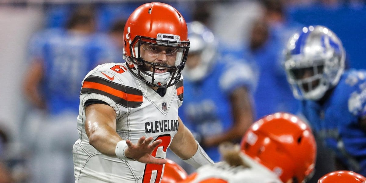 Cleveland Browns vs. Cincinnati Bengals Pick