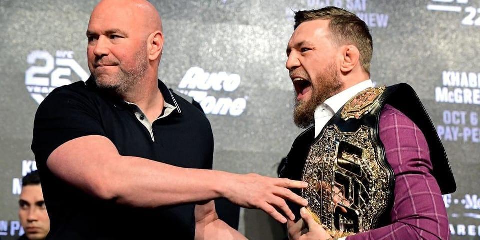 Conor McGregor vs. Khabib Nurmagomedov Prop Bets – UFC 229