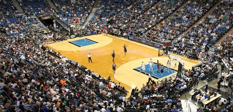Minnesota Timberwolves Stadium