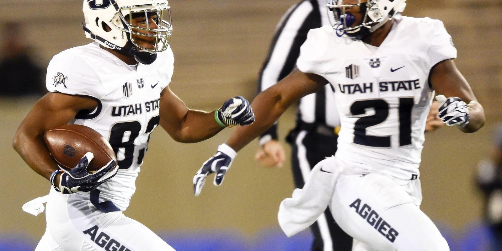 Football Pick: Utah State Aggies vs. BYU Cougars
