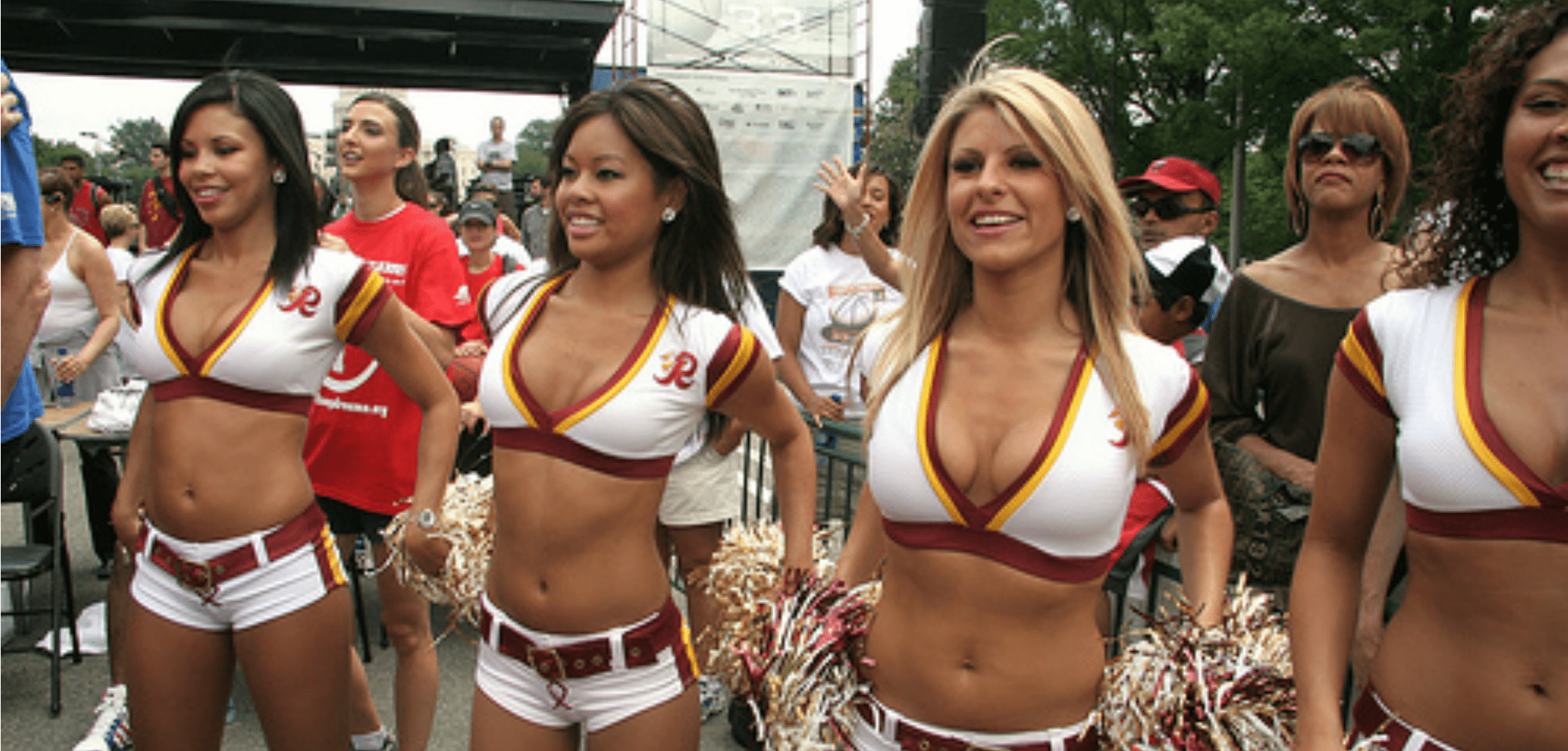 Washington Redskins Skin