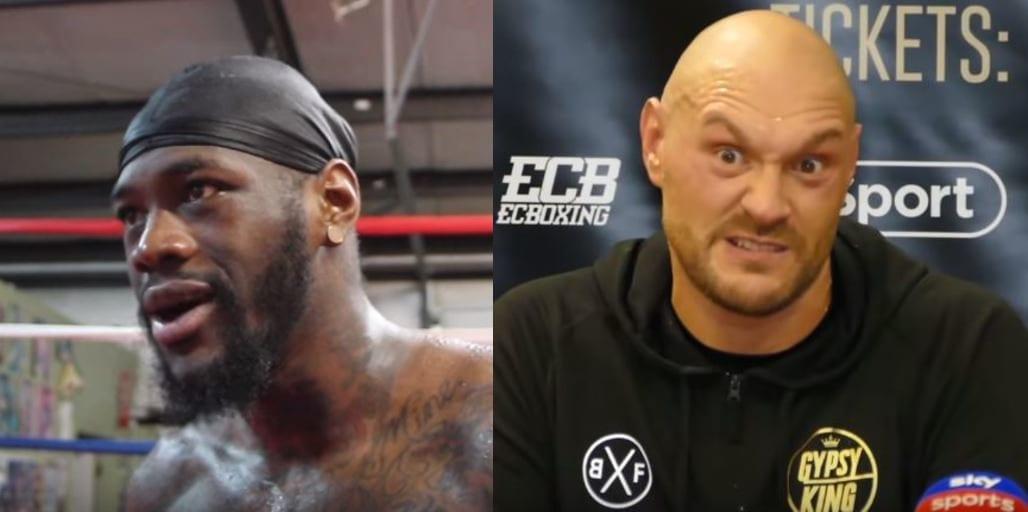 Deontay Wilder vs. Tyson Fury Pick