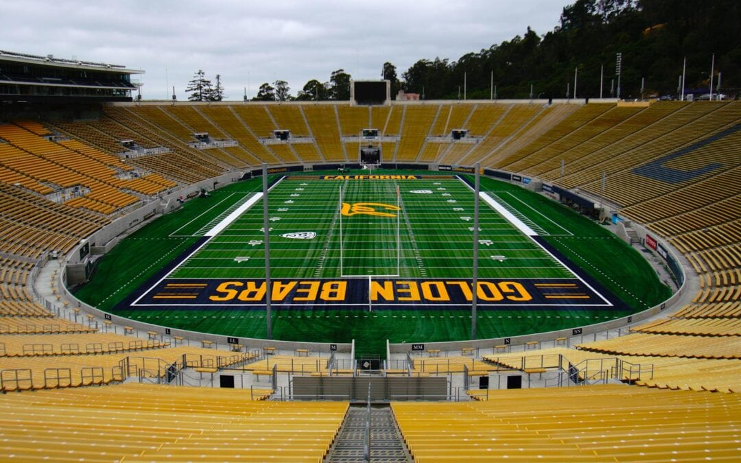 Betting Sites move Washington from 10 to 12 vs Cal