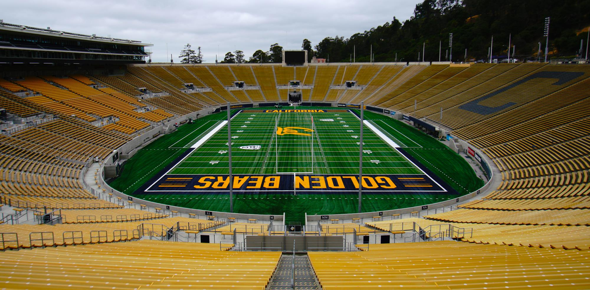 Cal California Golden Bears