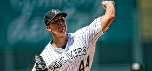 Tyler Anderson Rockies Starter in Game 2