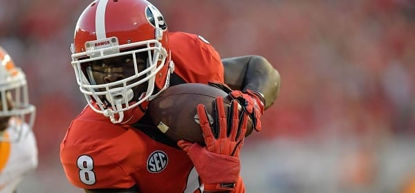 Riley Ridley Georgia Receiver
