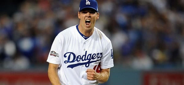 Rich Hill Dodgers Starter for Game 4