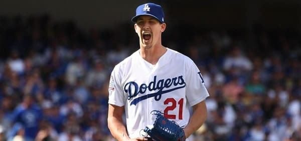 Walker Buehler Dodgers Starter in Game 7