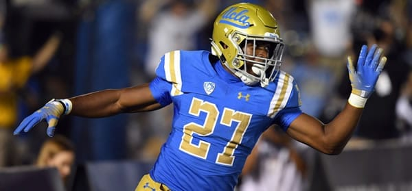 Joshua Kelley UCLA RB