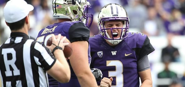 Jake Browning Washington QB